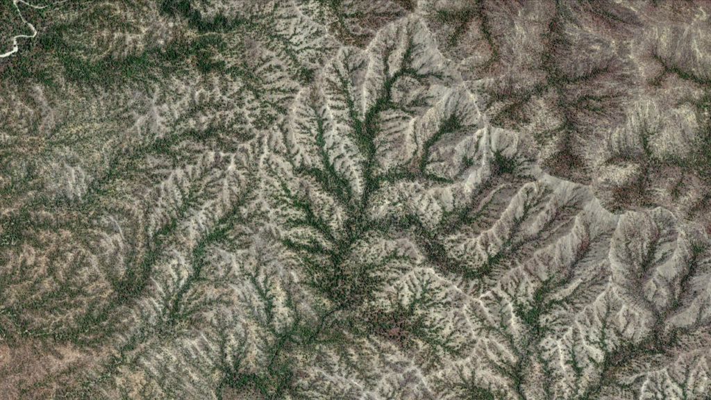 photography from Google Earth