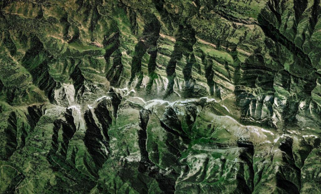 google earth photography idaho