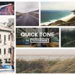 Quick Tone Photoshop Actions from FilterGrade