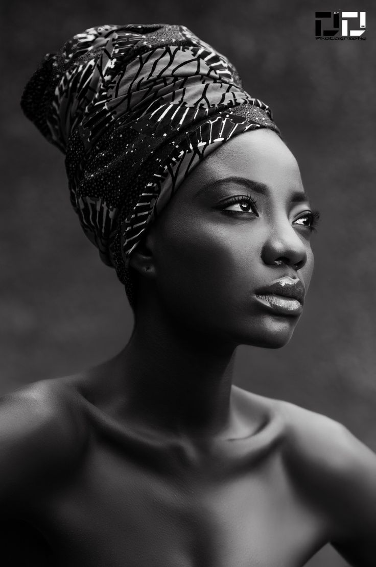 Inspiring Black and White Fashion Photography , FilterGrade