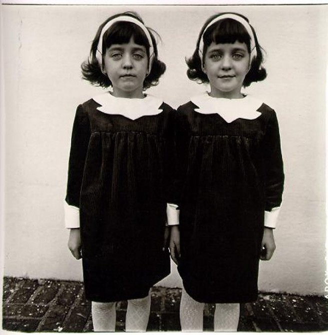 Portrait Photography of Diane Arbus