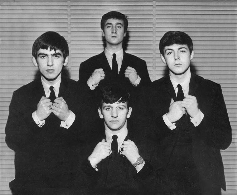 Beatles Photography by Angus McBean
