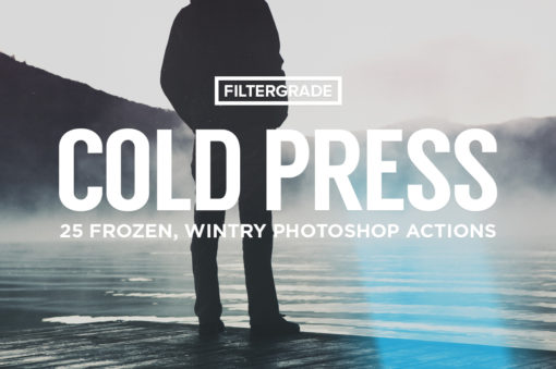 Winter Actions for Photoshop