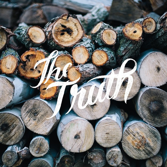 The Truth Typography
