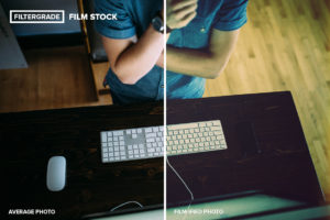 film effects for photoshop