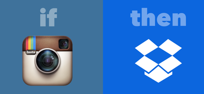 Save Instagram Photos to Dropbox with IFTTT