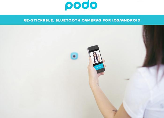 Podo Stick and Shoot Camera