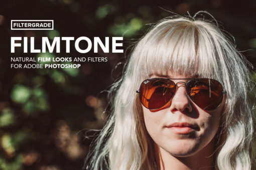 FilmTone Photoshop Actions and Filters
