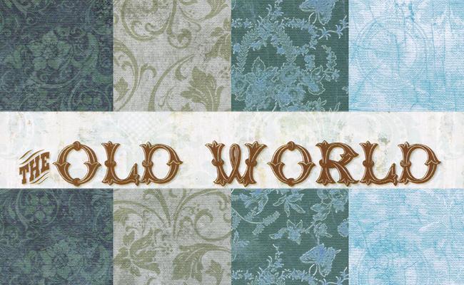 old world texture set