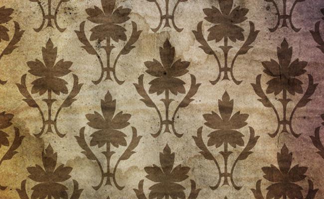 vintage wallpaper textures
