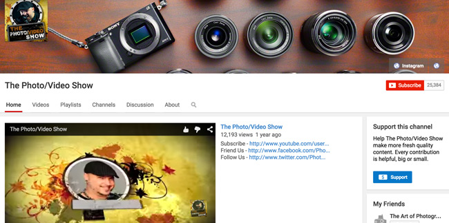 The-Photo-Video-Show-Youtube