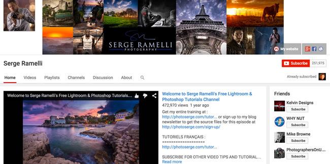Serge-Ramelli-Youtube