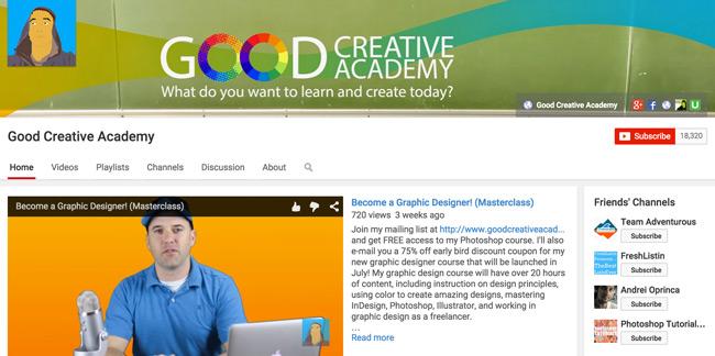 Good-Creative-Academy-Youtube