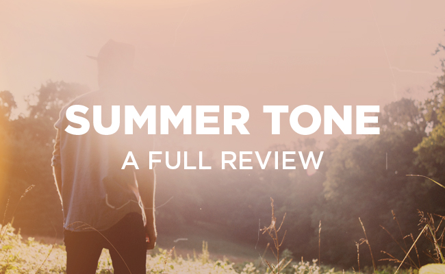 summer tone bundle review