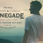 Renegade Heavy Vintage Photoshop Actions