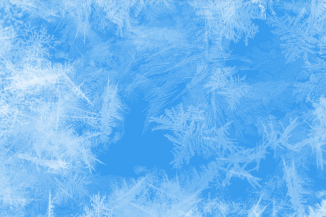 frost texture free photoshop brushes