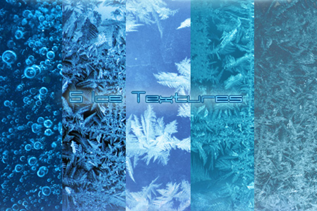 ice textures pack 2