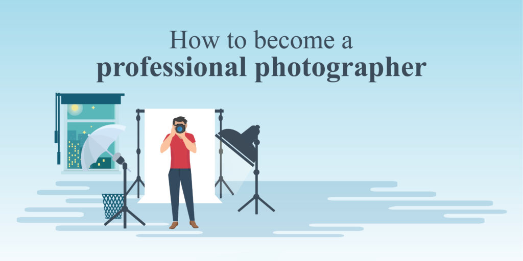 Actionable tips and advice to help you become a professional photographer.