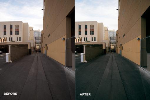 street photoshop actions