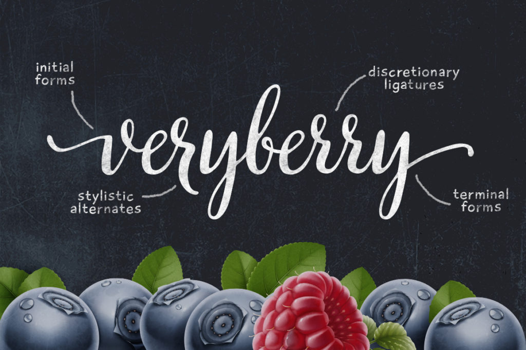 Veryberry Script by MyCreativeLand