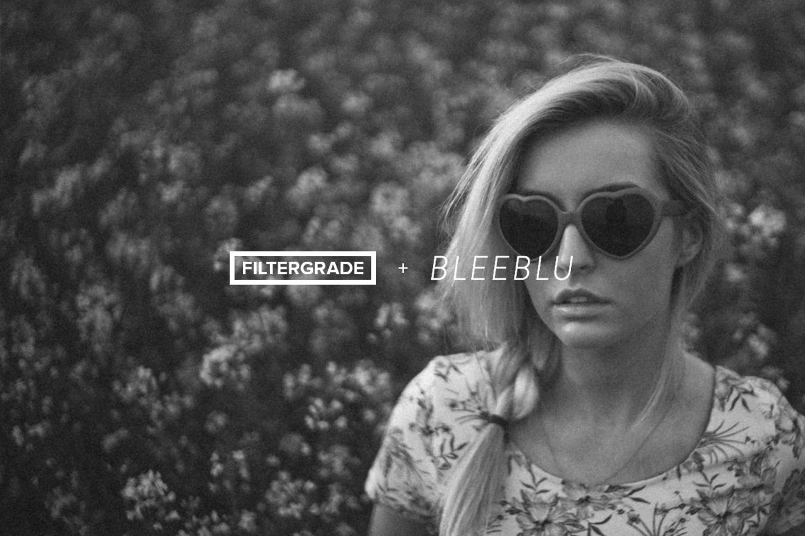 Bleeblu Photo Editing Style