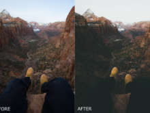 outdoor and lifestyle photography lightroom presets and editing filters