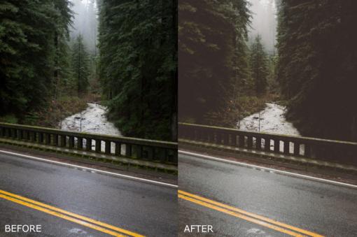 alpine lightroom presets for landscape and nature photographers