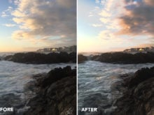 beautiful sky lightroom presets by kellan hendry