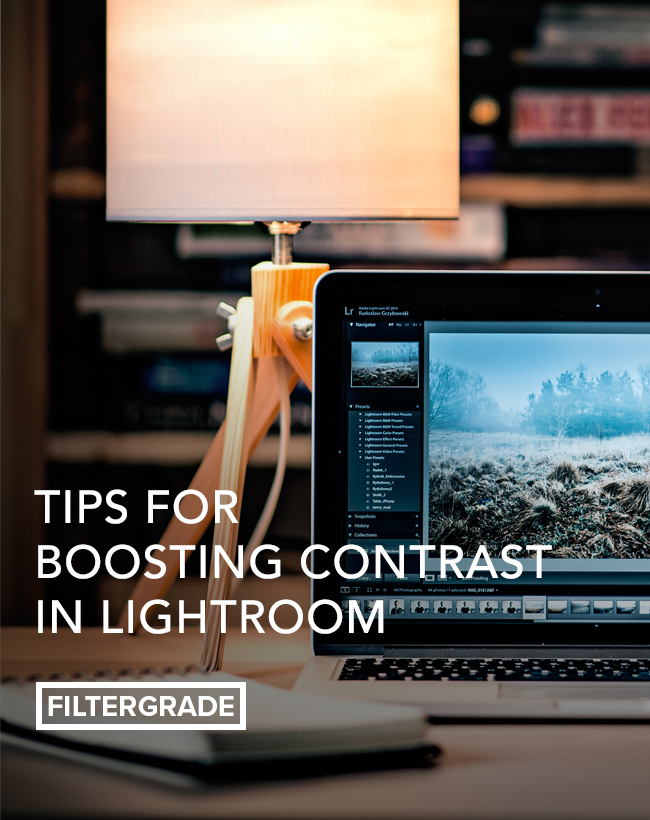 Some tips for boosting contrast in Lightroom with the Tone Curve Tool.