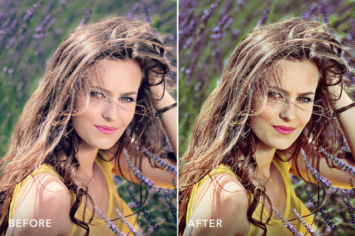 portrait hdr effects for photoshop