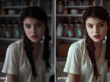intense lightroom presets by allegra messina