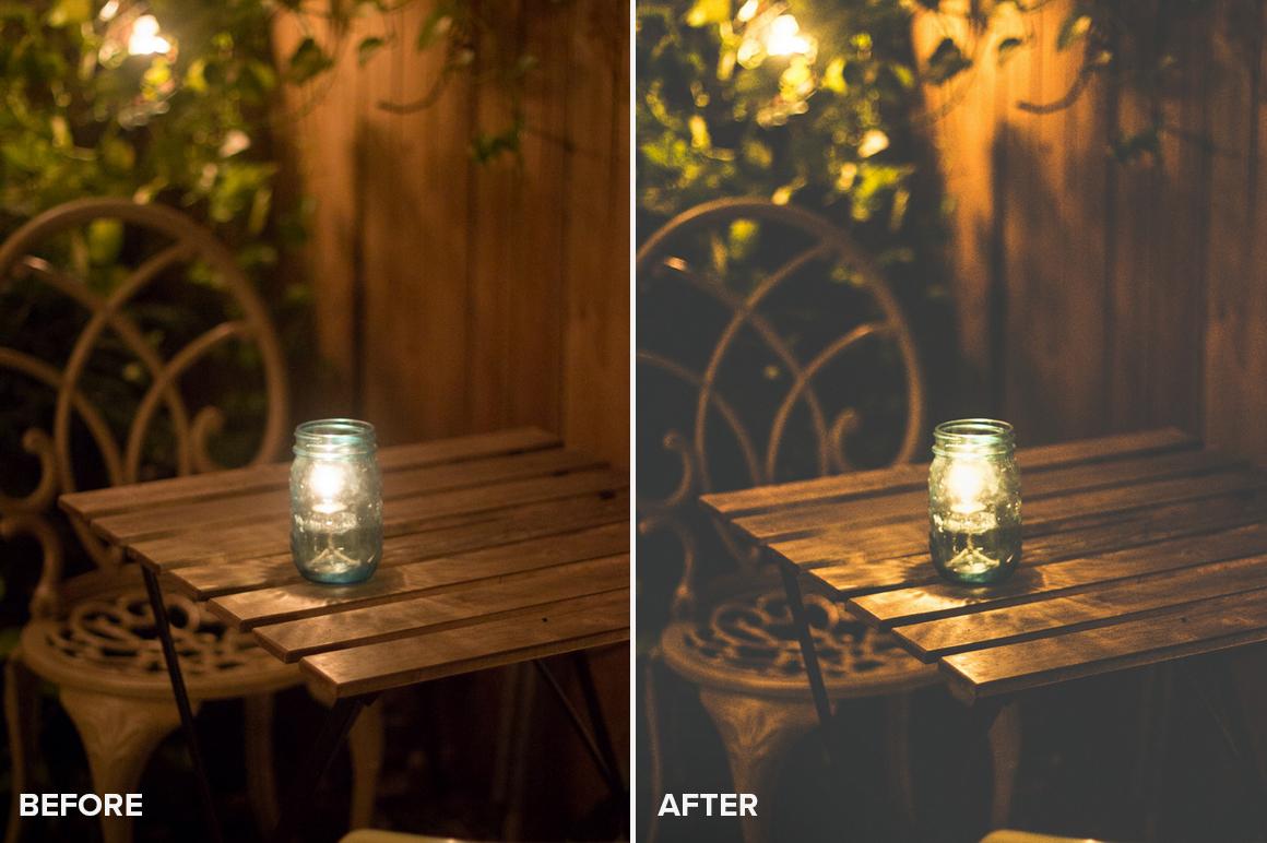 faded matte lightroom presets