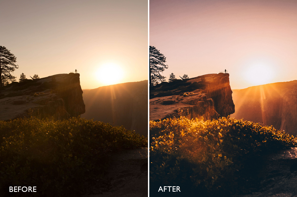 lightroom presets by david erdelyi