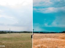 tone shift lightroom presets