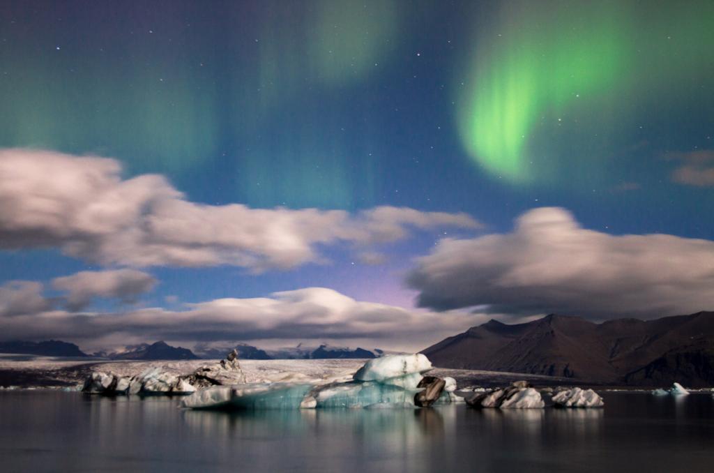 aurora northern lights teddy hoffman