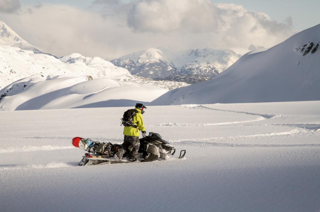 snowmobile photography teddy hoffman