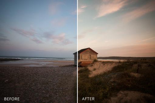 film emulation lightroom presets by amelia le brun