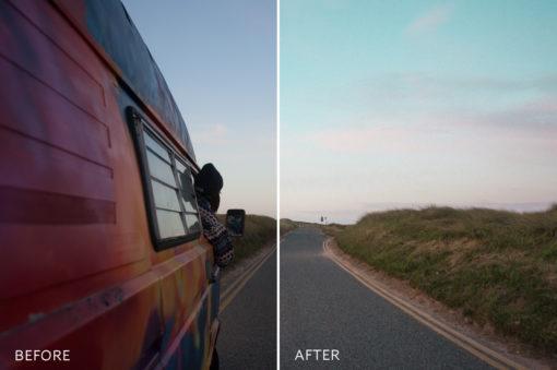 colorful film lightroom presets