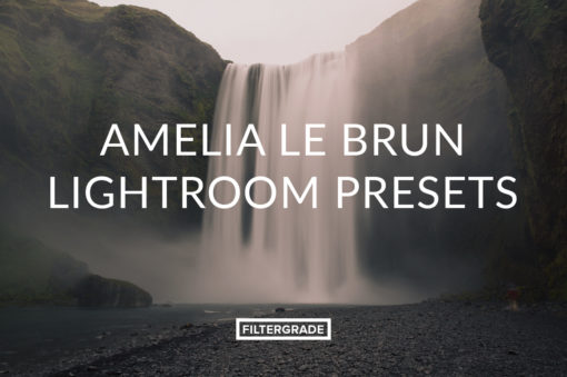 Amelia Le Brun Lightroom Presets for landscape and nature photography.