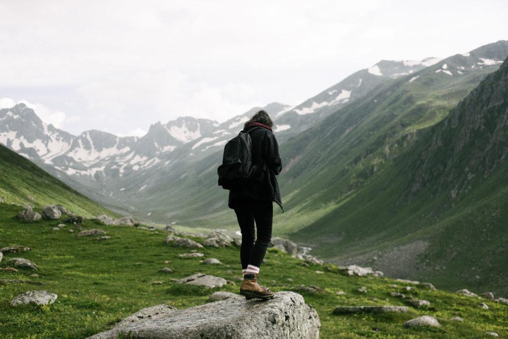 mountain hikes with erman celik