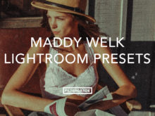Maddy Welk Lightroom Presets