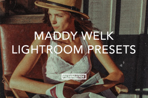 Maddy Welk Lightroom Presets