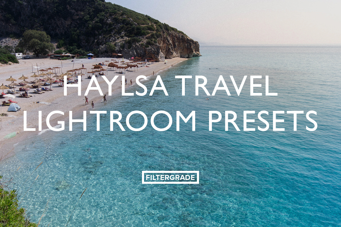 Haylsa Travel Lightroom Presets