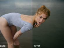 soft polar lightroom presets by amos haley