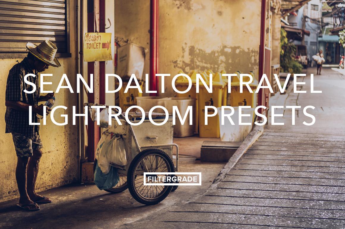 Sean Dalton Travel Lightroom Presets