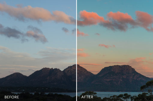 muted lightroom presets