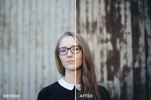 modern portrait lightroom presets