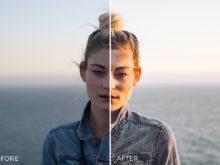 crisp portrait lightroom presets