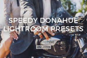 Speedy Donahue Lightroom Presets