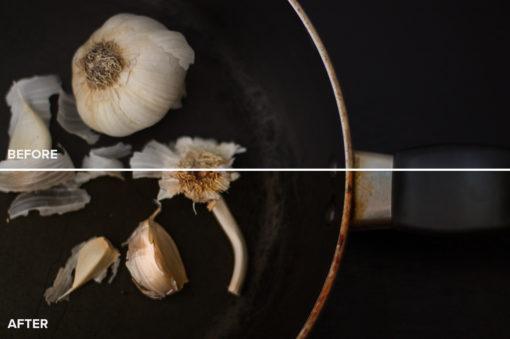 monica aguinaga food lightroom presets
